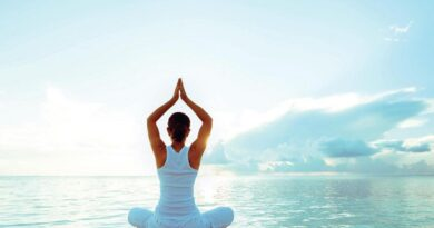 """The Ancient Therapy: """"Yoga"""""""
